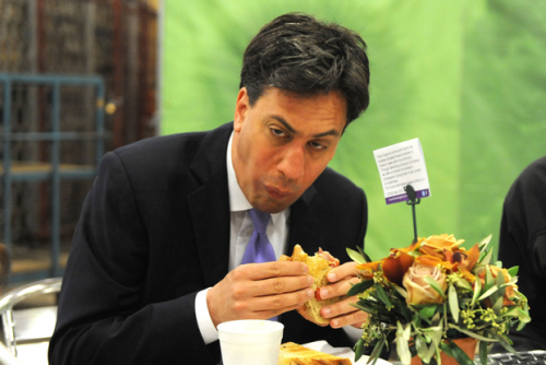 One of the more memorable Ed Miliband moments from this Parliament