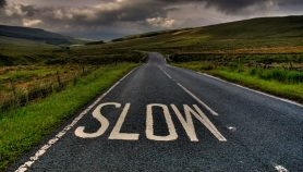 Going slowly will cost you more!